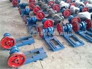 CB系列稠油泵, 高粘度齒輪泵,油漆泵