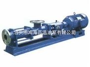 单螺杆泵吸入能力强