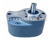 CB-B液压齿轮泵,输油平稳