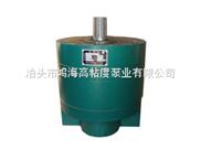 DCB-B低噪音大流量液压齿轮泵,噪音低,流量大,