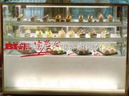 生日蛋糕多少钱 蛋糕展示柜 蛋糕样品展示柜