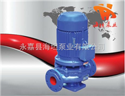 管道泵系列 ISGD型低转速立式管道泵