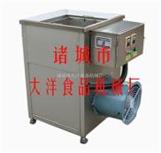 连续式油炸机●网带式油炸的机器■手动出料油炸的设备