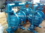 QBY25-隔膜泵制造商,工程塑料隔膜泵,四氟,丁晴,氯丁,F46,气动