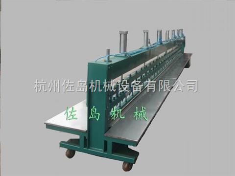杭州气动封口机供应批发,大型气动封口机,超大包装袋气动封口机制做