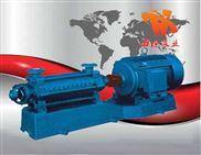 离心泵原理,离心泵制造,D、DG型卧式多级离心泵