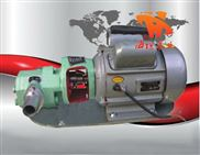 油泵厂家,油泵制造,WCB型微型齿轮油泵