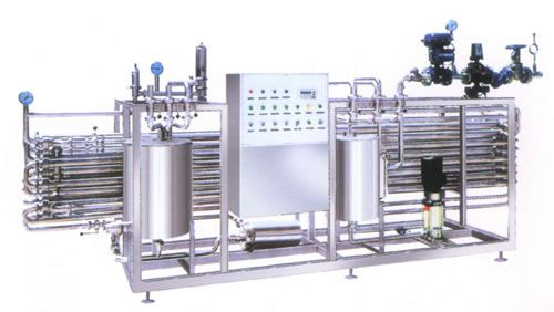 高温管式杀菌机