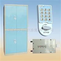 2门密码锁浴室柜密码锁储物柜+密码锁更衣柜