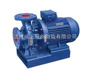 ISW型卧式管道离心泵生产厂家,价格,结构图