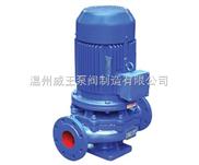 ISGD型低转速立式单级单吸离心泵生产厂家,价格,结构图