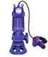 QWP不銹鋼排污泵生產廠家