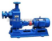 ZW型自吸式无堵塞排污泵生产厂家,价格,结构图