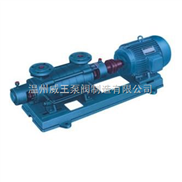 TSWA型卧式多级泵生产厂家,价格,结构图
