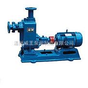 ZW型无堵塞排污泵生产厂家,价格,结构图