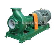 IHF型 磷酸循環泵 烯酸泵 高溫防腐泵 端吸式氟合金化工離心泵