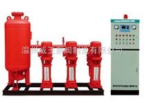 全自動變頻調速恒壓消防供水設備,自動消防泵