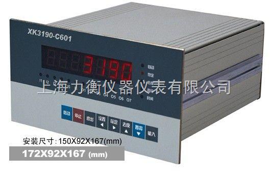 控制仪表XK3190-C601