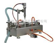 GFA-WY卧式气动自吸液体灌装机