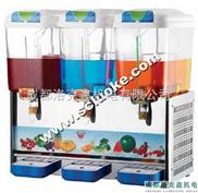 噴淋式冷熱飲果汁機 成都三缸冷熱果汁機  成都三缸冷熱飲機 多功能冷熱飲機