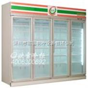 上海便利店冷柜 上海便利店四门冷柜