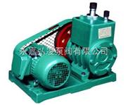 2X双级旋片式真空泵,旋片式真空泵,双级真空泵,油封式真空泵,皮带式真空泵,抽气泵