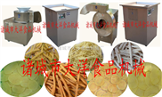 600-B型薯片机,马铃薯切丝机