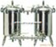 不銹鋼雙筒過濾器(飲料過濾機)