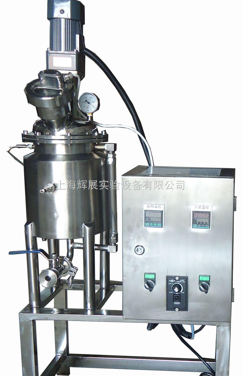 实验室小型发酵罐 实验室发酵设备