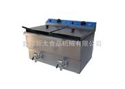 台式电炸炉|电炸炉|双缸电炸炉