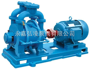2BE系列水环式真空泵,弘凌真空泵