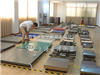 SCS上海普陀区电子地磅,1.2*1.2m电子地磅,双层地磅