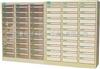 33抽样品柜-A4MS-33003-2(33抽样品柜)工厂样品柜-样板存放柜