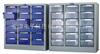 20抽元件柜元件柜+电子厂零件柜图