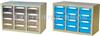 元件柜-L3304-1(-2)12抽元件存放柜电子元器件柜