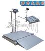 DCS-XC-D移动式地磅,手推移动式电子磅秤,移动方便式电子磅称