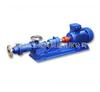 化工泵 螺杆式化工泵 I-1B型不锈钢螺杆式浓桨化工泵